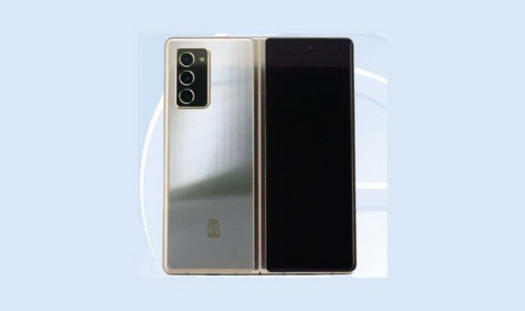 Samsung показал фотографии своего гибкого смартфона —  Galaxy W21